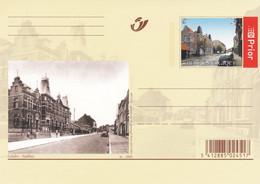 Carte Entier Postal Neuve Landen Stadhuis - Landen