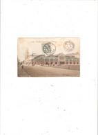 LILLE   LES HALLES CENTRALES ET RUE SOLFERINO EN 1907 EDITEUR TOULY - Lille