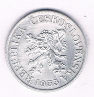 25 HALLER  1953  TSJECHOSLOWAKIJE /2732/ - Czechoslovakia