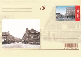 Carte Entier Postal Neuve Lanaken Statiestraat - Lanaken