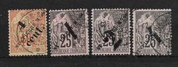 Spm12 -Saint Pierre & Miquelon N°44-45-46-47 Neuf Ou Oblitéré 4 Valeur CV + De 69,00 €uros - Unclassified