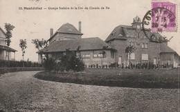 80 Montdidier, Groupe Scolaire De La Cite Du Chemin De Fer - Montdidier