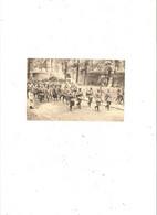 LILLE   DEPART DES PRISONNIERS FRANCAIS DE LA CITADELLE. CARTE ALLEMANDE - Lille