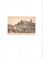 LILLE   PLACE ST MARTIN. ATTELAGE DEVANT LE CAFE AU BON BOUILLON VERS 1914 EDITION PL - Lille