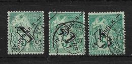 Spm15 -Saint Pierre & Miquelon N°48-49-50 Neuf Ou Oblitéré 3 Valeur CV + De 55,00 €uros - Unclassified