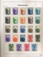 Chemin De Fer 1940-1944.  211/212** 213/235.** 236/259** 264/287 **  Postfris. .  Cote: 211,50 Euros - 1942-1951