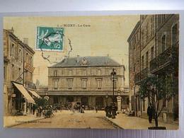 NIORT                                 LA GARE - Niort