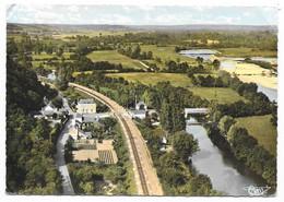 Cpsm: 72 FLEE (ar. Le Mans) Vue Aérienne - Le Port Gauthier 1978  Ed. CIM  N° 230.80 A  (état) - Other Municipalities
