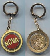 Auto Porte-clefs Ancien Nova Ensembles Pistons Chemises DEF.72.80 - Key-rings