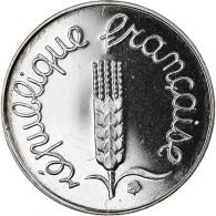 Monnaie, France, Épi, Centime, 2000, Paris, Proof, FDC, Stainless Steel - A. 1 Centime