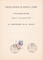 España HR 10A Usada - Blocks & Sheetlets & Panes