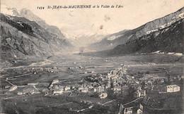 Saint Jean De Maurienne        73          Vue Générale  Et Le Vallée De L'Arc  N° 1454     (voir Scan) - Saint Jean De Maurienne