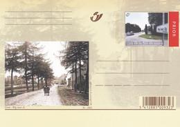 Carte Entier Postal Neuve Genk Weg Naar As - Genk