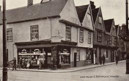 Wolsey's Birthplace , Ipswich 1929 - Ipswich