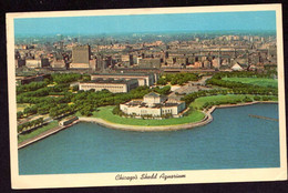 AK 005138 USA - Illinois Chicago - Shedd Aquarium - Chicago