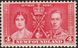Canada 1937 Regno Di George VI MiN°219 MLH/* Vedere Scansione - Sin Clasificación