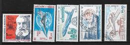 Spm141 -Saint Pierre & Miquelon N° A62-63-64-65-68 Neuf Ou Oblitéré 5 Valeur CV + De 37,00 €uros - Unclassified