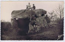 72 - Sceaux-sur-L'Huisne (Sarthe) - Le Dolmen De Roche - Andere Gemeenten