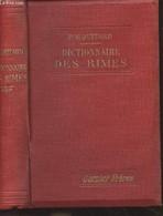 Dictionnaire Des Rimes Précédé D'un Traité Complet De Versification - Nouvelle édition - Quitard P.M. - 0 - Dictionaries