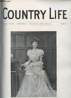 Country Life Vol.XXI N°538 Saturday April 27th 1907 - Our Portrait Illustration Lady Dorothy Browne - The Edinburgh Revi - Language Study