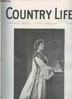 Country Life Vol.XXI N°537 Saturday April 20th 1907 - Our Portait Illustraion Mrs.Sacheverell-Bateman - England's Herita - Language Study