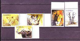 Namibia 2011 Animals 5v MNH** - Namibia (1990- ...)