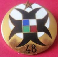 INSIGNE TABOR MAROCAIN - 1939-45
