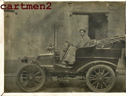 PHOTOGRAPHIE ANCIENNE : AUTOMOBILE VOITURE TACOT CAR 12 X 9 CM - Automobile