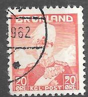 AFA#26   1946, Greenland    Used - Gebraucht