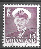 AFA#31   1950, Greenland    Used - Gebraucht
