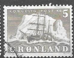 AFA#41   1958, Greenland    Used - Gebraucht