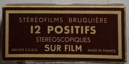 BRUGUIÈRE    STÉRÉOFILMS : 736  BLANCHE NEIGE - Stereoscopes - Side-by-side Viewers