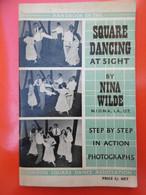 SQUARE DANCING AT SIGHT LONDON SQUARE DANCE ASSOCIATION 1950 - Cultural