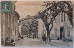 PLAN DE LA TOUR - Place Des Platanes - Route De Sainte - Maxime - Otros Municipios