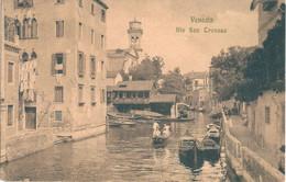 ITALIE ITALIA VENEZIA Rio San Trovaso - Venezia (Venice)