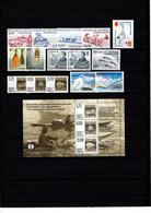 Groenland: 2001 - Jaargang Vrijwel Compleet Postfris / Almost Complete MNH - Komplette Jahrgänge