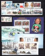 Groenland: 2004 - Jaargang Compleet Postfris Zonder Zelfkl. Zegels / Complete MNH Without Self-adhesive Stamps - Komplette Jahrgänge
