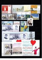 Groenland: 2007 - Jaargang Compleet Postfris Zonder Zelfkl. Zegels / Complete MNH Without Self-adhesive Stamps - Komplette Jahrgänge