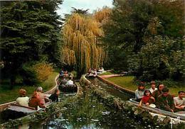 75 - Paris - Bois De Boulogne - La Rivière Enchantée Du Jardin D'acclimatation - Carte Neuve - CPM - Voir Scans Recto-Ve - Parcs, Jardins