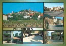 83 - Pourrieres - Multivues - CPM - Voir Scans Recto-Verso - Other Municipalities