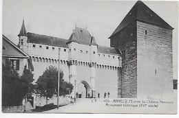 74 - L.F. 1120 - ANNECY - L'entrée Du Château NEMOURS - XVIe Siècle - Annecy