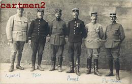 CARTE PHOTO : SOUILLY 2e REGIMENT ETAT-MAJOR MILITAIRE SOLDATS OFFICIERS COMMANDANT COLONEL DOCTEUR GUERRE LORRAINE - Regiments