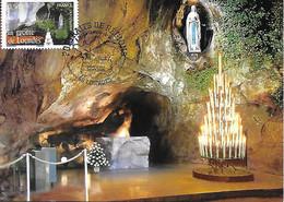 3950 - LA GROTTE DE LOURDES - La Grotte Miraculeuse, 1er Jour, 02-09-2006 LOURDES (66) - MF - 2000-09