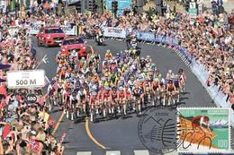 Switzerland 2020 - 2020 UCI Road World Championships Aigle-Martigny Carte Maximum - Neufs