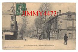 CPA - SAINT-DIZIER En 1914 - Avenue De La République - 52 Haute Marne - N° 26 - Edit. Grand Bazar Universel - Saint Dizier
