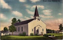 Louisiana Claiborne Chapel Camp 1943 - Other