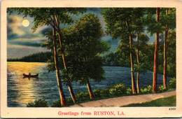 Louisiana Greetings From Ruston - Other