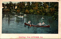 Louisiana Greetings From Lutcher - Other