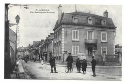 ARGENTON - Rue Jean-Jacques-Rousseau - Other Municipalities