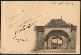 CP 54 Ancienne Porte A Liverdun 1904 - Liverdun